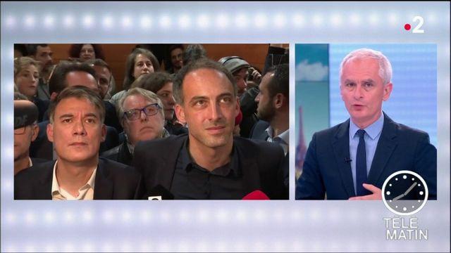 Européennes : vaincu de peu par le RN, Macron ne changera pas de cap ni de gouvernement