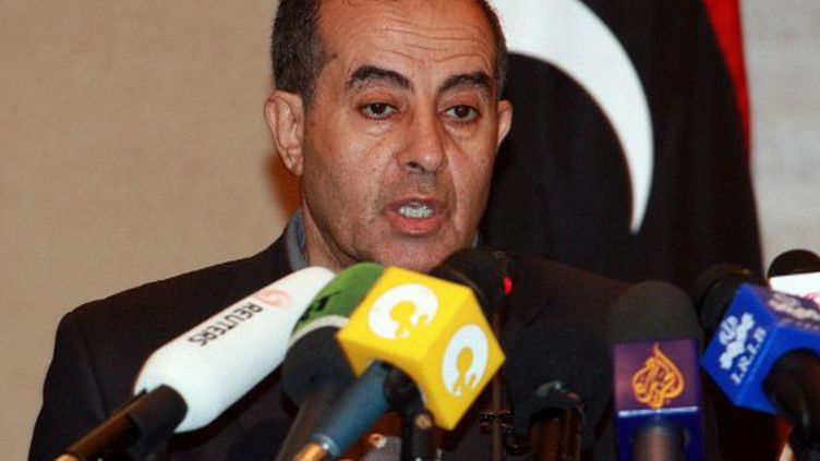 Mahmoud Jibril, numéro deux du Conseil national de transition. (AFP)