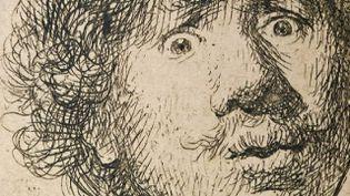 Le cabinet Rembrandt installé dans le couvent Sainte Cécile de Grenoble présente en alternance 70 gravures du peintre (France 3 Alpes)