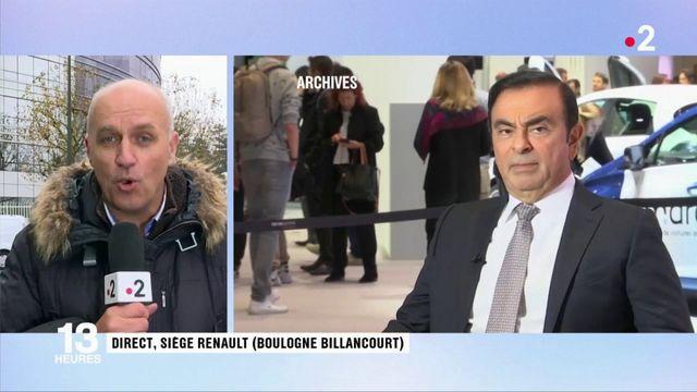 Renault : qui assurera l'intérim ?