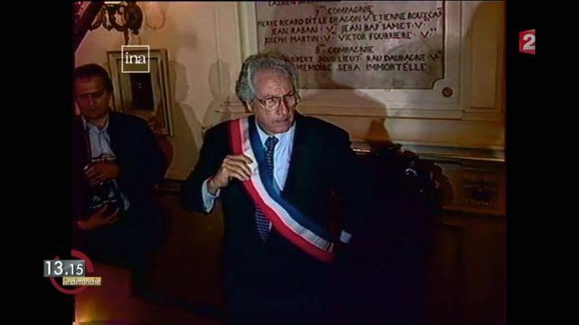 13h15 le dimanche. Marseille : quand François Mitterrand choisit Robert Vigouroux