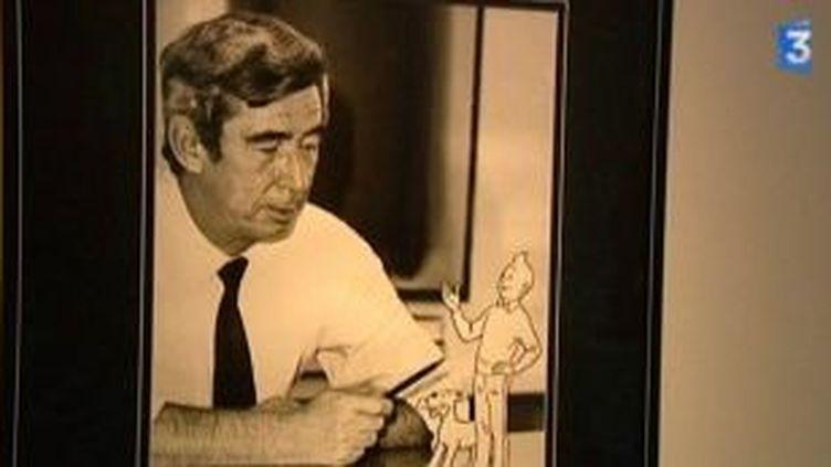 Tintin aux enchères chez Artcurial  (Culturebox)
