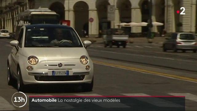 Automobile : les modèles mythiques continuent de faire rêver