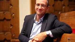 Frédéric Encel, maître de conférences à Sciences Po Paris (JEAN-FRAN?OIS OTTONELLO / MAXPPP)