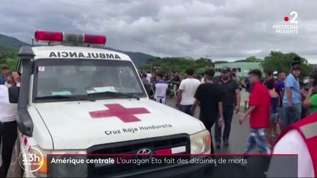 Ouragan Eta : plusieurs dizaines de morts en Amérique centrale