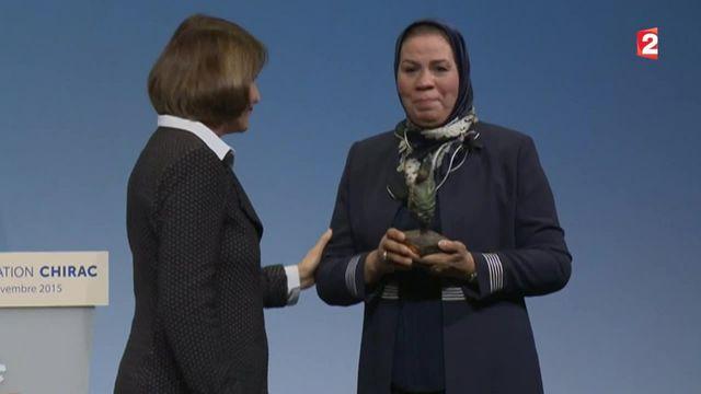 Le combat de Latifa Ibn Ziaten récompensé