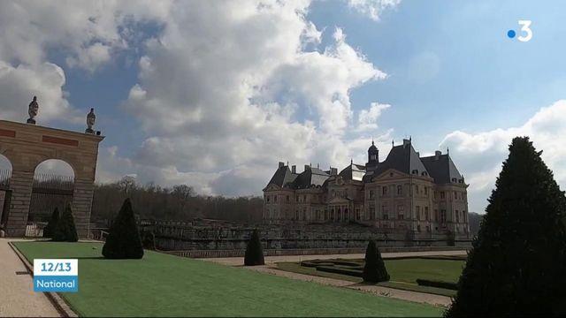 Patrimoine : le château de Vaux-le-Vicomte se refait une beauté