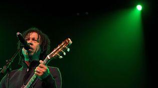 Djavanen concert à Porto, au Portugal, au Coliseu, en juillet 2008 (Rui M Leal / WENN / SIPA)