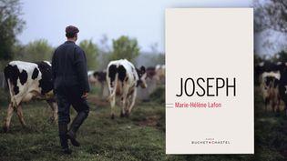 """""""Joseph"""" (Buchet Chastel), Marie-Hélène Lafon  (ANGÉLIQUE & GUY BESCOND / AFP)"""