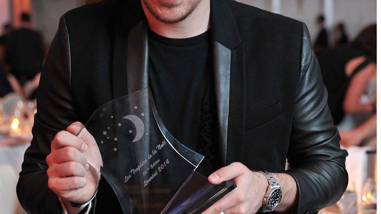 Le DJ Quentin Mosimann, le 11 novembre 2014 à Monaco. (BEBERT BRUNO / SIPA)