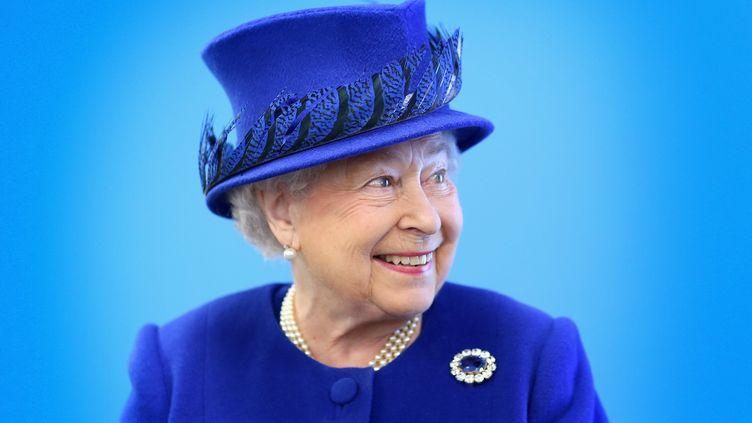 La reine Elizabeth II à Londres, le 8 mars 2016. (CHRIS JACKSON / AFP)