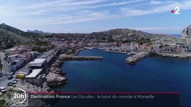 Bouches-du-Rhone : Les Goudes, le bout du monde dans la cité phocéenne