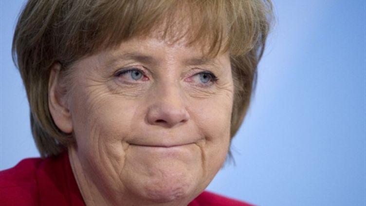 Angela Merkel, le 22 mars 2011 (archives) (AFP - Johannes Eiseles)