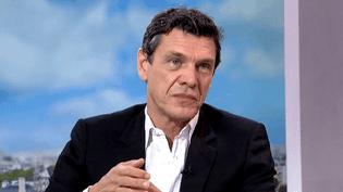 """Marc Lavoine invité des """"Cinq dernières minutes""""  (France 2 )"""