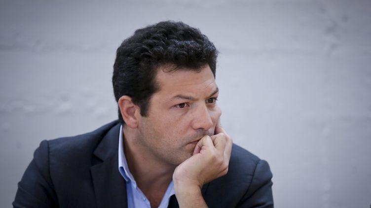 L'avocat Arié Alimi, en novembre 2014. (THOMAS PADILLA / MAXPPP)