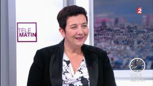 La ministre Frédérique Vidal (France 2)