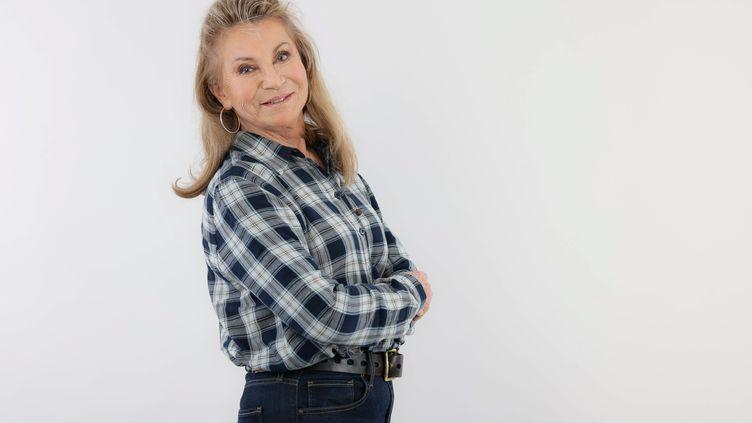 La chanteuse Sheila, en mars 2021 (LP/OLIVIER LEJEUNE / MAXPPP)