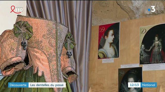Haute-Loire : à la découverte des dentelles du passé