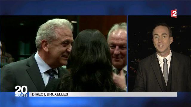Migrants : sommet européen sous haute tension