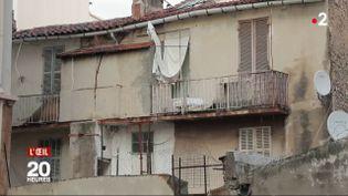 Immeubles à Marseille : l'heure des démissions (FRANCE 2 / FRANCETV INFO)
