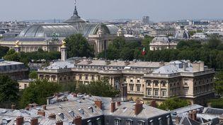 Le ministère des Affaires étrangères a demandé la levée de l'immunité du fils d'un diplomate soupçonné d'attouchements sexuels, jeudi 5 juin 2014. ( HEMIS.FR / AFP )