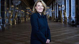 Catherine Pégard reste présidente du Château de Versailles  (Stéphane Grangier / Prismapix / AFP)