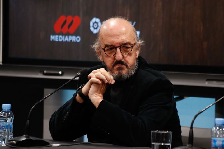 Le président de Mediapro, Jaume Roures en janvier 2020. (EUROPA PRESS SPORTS / Europa Press Sports via Getty Images)