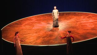 """Répétitions d'""""Akhnaten"""" à l'opéra de Nice (France 3 - Frédéric Cerulli)"""
