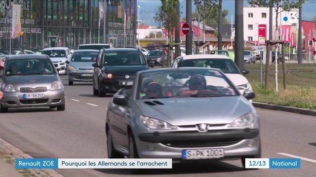 Renault ZOE, la petite française qui cartonne en Allemagne