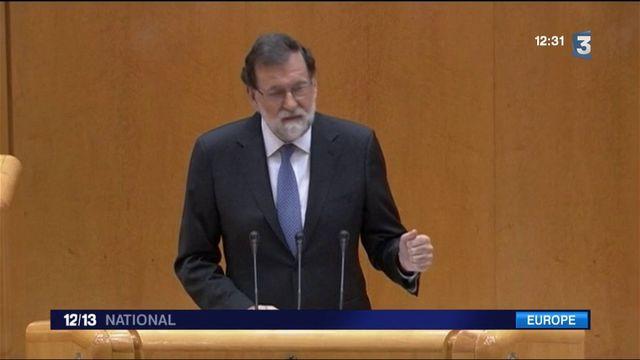 Catalogne : une mise sous tutelle imminente par Madrid ?