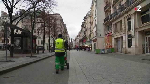 Environnement : à la rencontre de Ludovic Franceschet, l'éboueur parisien star des réseaux sociaux