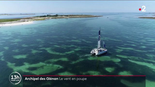 Finistère : une escale dans l'archipel des Glénan