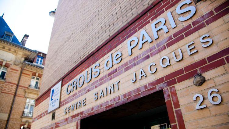 Le centre régional des oeuvres universitaires et scolaires de Paris, en 2010. (GARO / AFP)