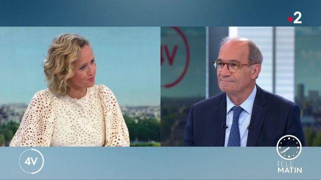 """Eric Woerth : """"Aujourd'hui, la France est chamboulée"""""""