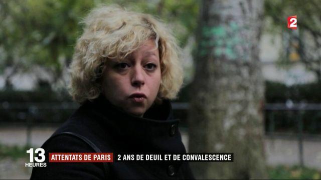 """Attentats de Paris : les rescapés face à la douleur des """"blessures invisibles"""""""