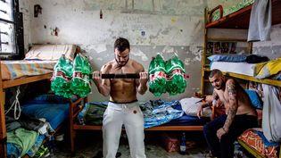 Prison de Poggioreale Valerio Bispuri, 2015, Naples, Italie. (Valerio Bispuri, 2015, Naples, Italie. Collection de l'artiste/Adagp2019)