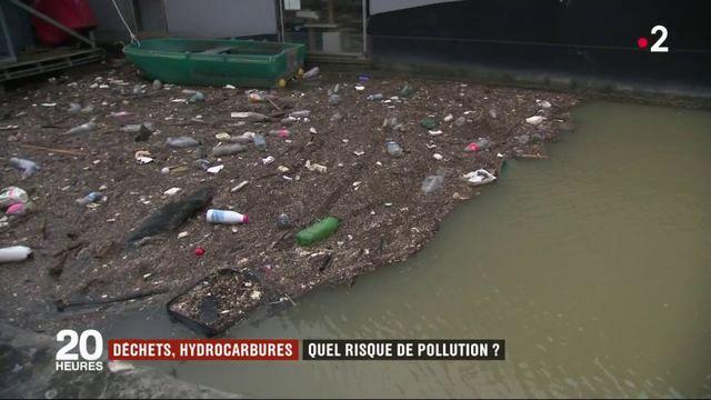 Inondations : quels sont les risques de pollution ?