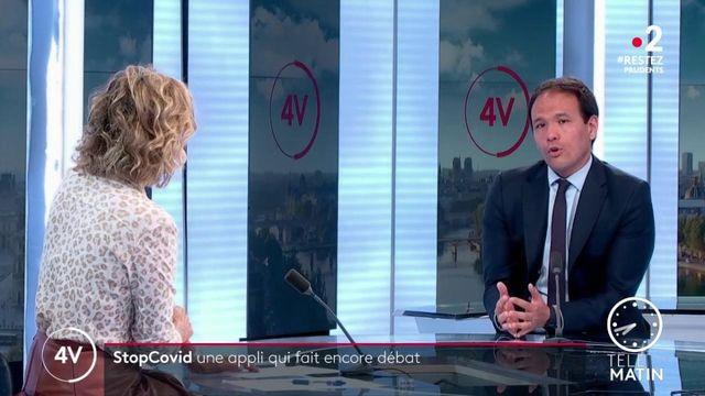 StopCovid : déjà 600 000 téléchargements, selon Cédric O