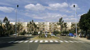 Le quartier de Surville, àMontereau-Fault-Yonne (Seine-et-Marne), le 6 mars 2010. (STEPHANE OUZOUNOFF / PHOTONONSTOP / AFP)