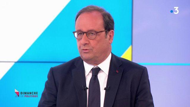 """Politique : """"Les leçons du pouvoir"""" de François Hollande"""