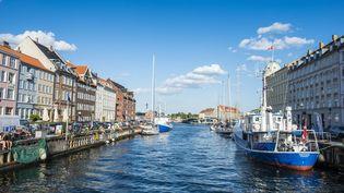Une photo de Copenhague, capitale du Danemark. (MICHAEL RUNKEL / ROBERT HARDING HERITAGE)