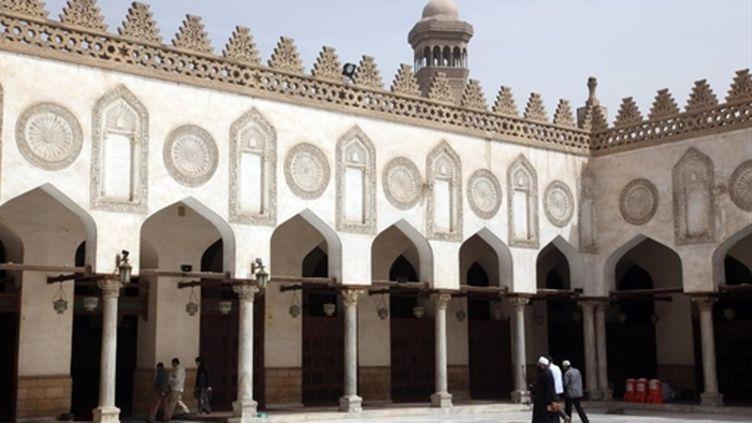 La mosquée d'Al-Azhar (AFP - Victoria Hazou)