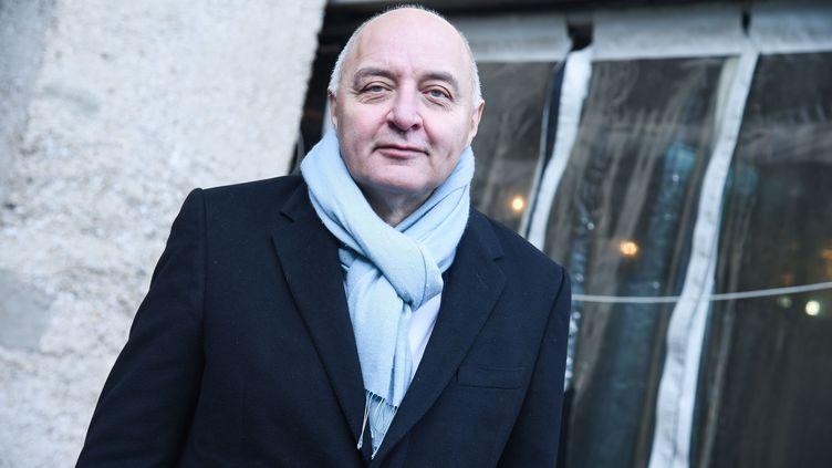 Pascal Morand,Président Exécutif de la Fédération de la Haute Couture et de la Mode, en 2017 (PIXELFORMULA / SIPA/SIPA)