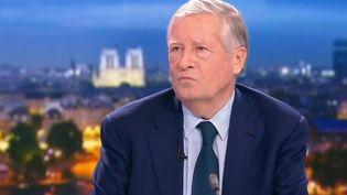 Alain Duhamel (FRANCE 2)