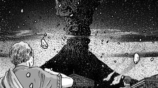 """Pline"", Mari Yamazaki et Tori Miki, page intérieure (Casterman)  (Mari Yamazaki et Tori Miki / Casterman)"
