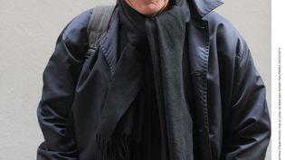 Le dramaturge Israel Horovitz à Paris le 29 mars 2013 (DELALANDE RAYMOND / SIPA)