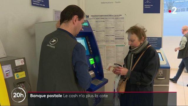 Banque postale : un nouveau système de dépôt de liquide mis en place