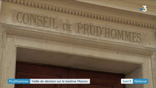 Prud'hommes : la justice va trancher sur les indemnités du barème Macron