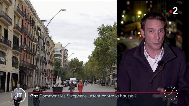 Hausse des prix du gaz : plusieurs pays européens mettent en place des mesures d'endiguement