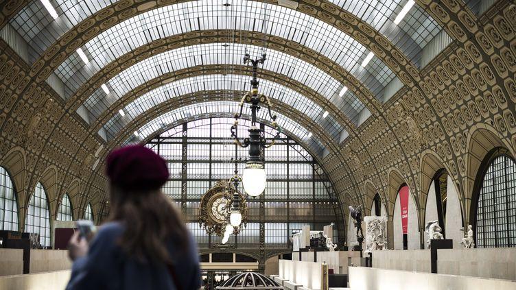 Musée d'Orsay, 22 novembre 2018 (PHILIPPE LOPEZ / AFP)
